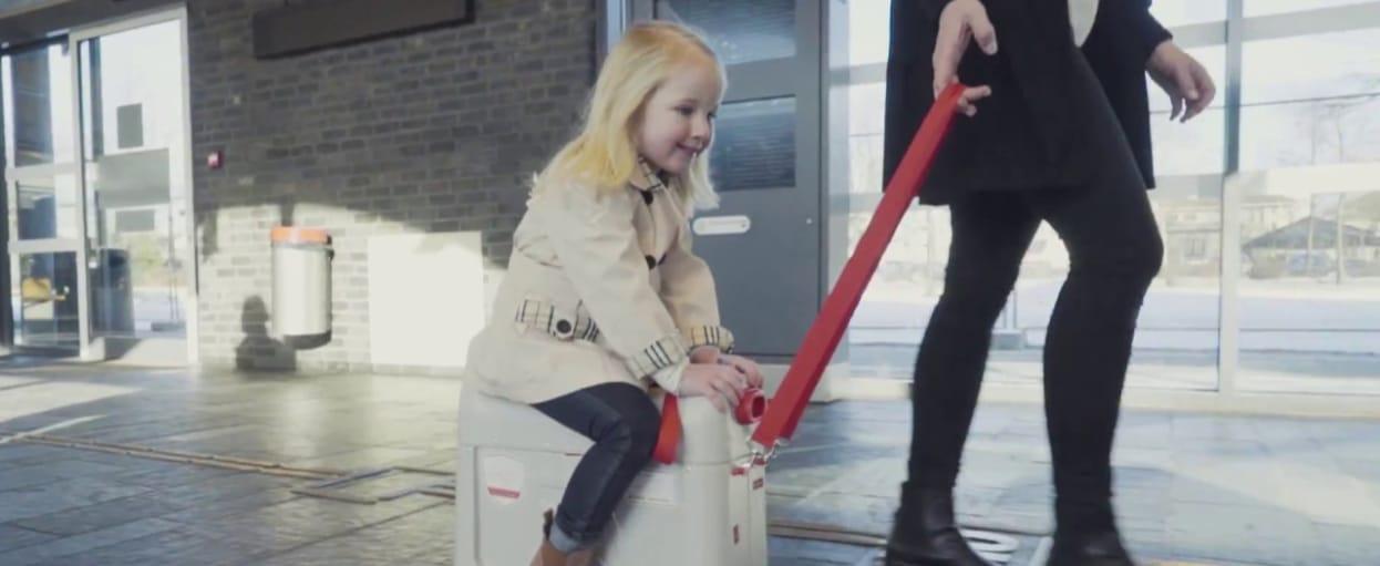 meilleur bagage cabine enfant