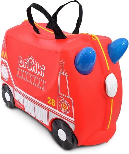 trunki - frank le camion de pompier avis