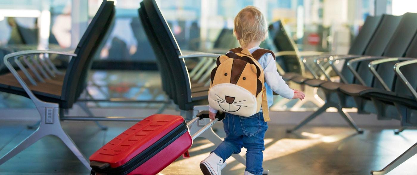 meilleure valise cabine enfant